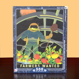 Farmers Wanted Puzzle