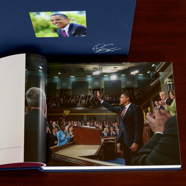 Deluxe Limited Edition: Obama: An Intimate Portrait