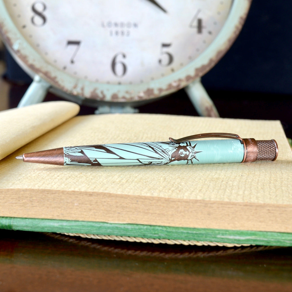 Statue of Liberty Pen