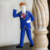 John F. Kennedy Ornament