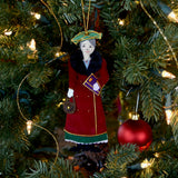 Eleanor Roosevelt Ornament