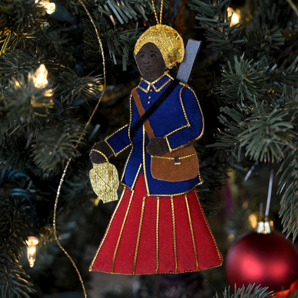 Harriet Tubman Ornament