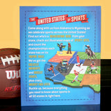 The United States of Sports: An Atlas of Teams, Stats, Stars, and Facts for Every State in America