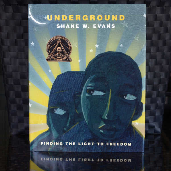 Underground: Finding the Light to Freedom