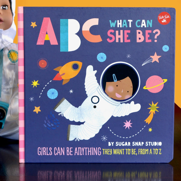 ABC What Can She Be?