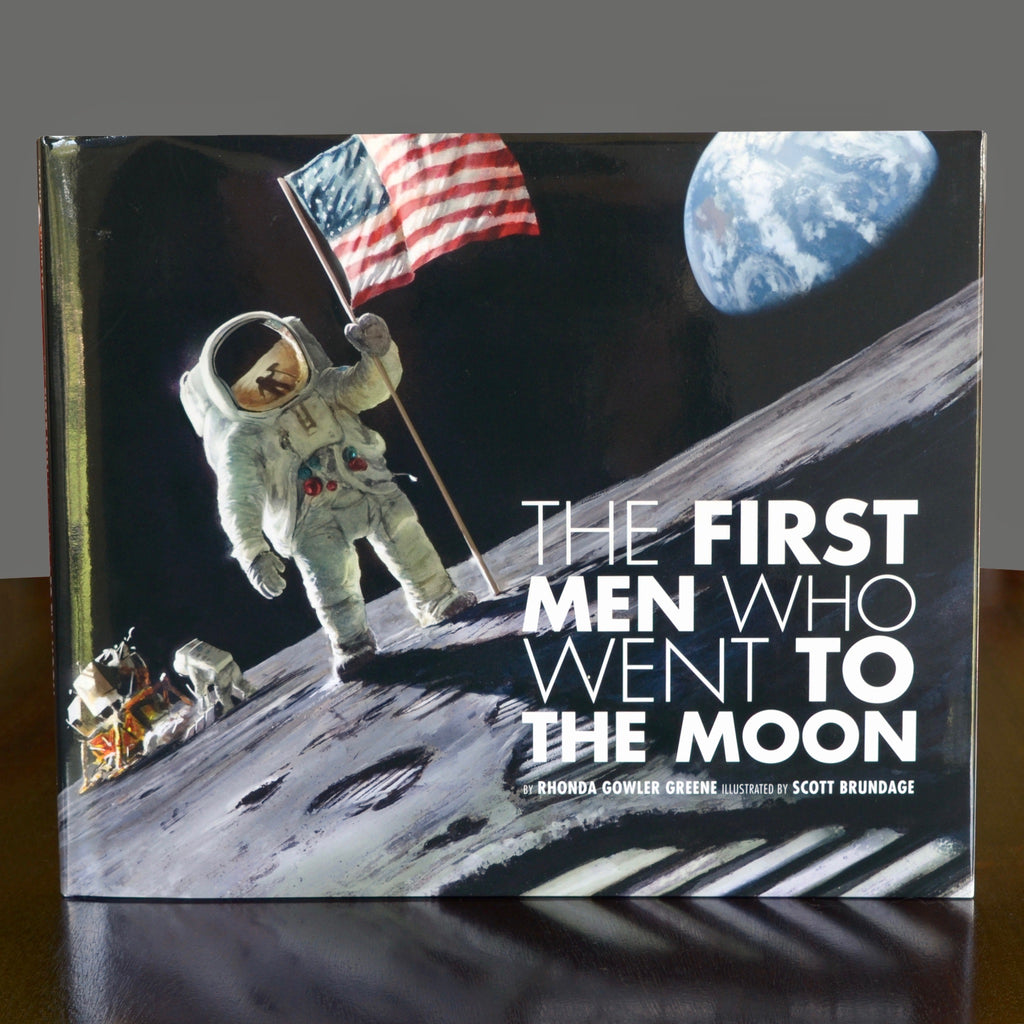 The First Men Who Went to the Moon