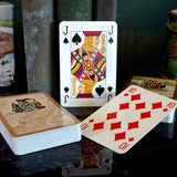 1853 New York Deluxe Playing Cards