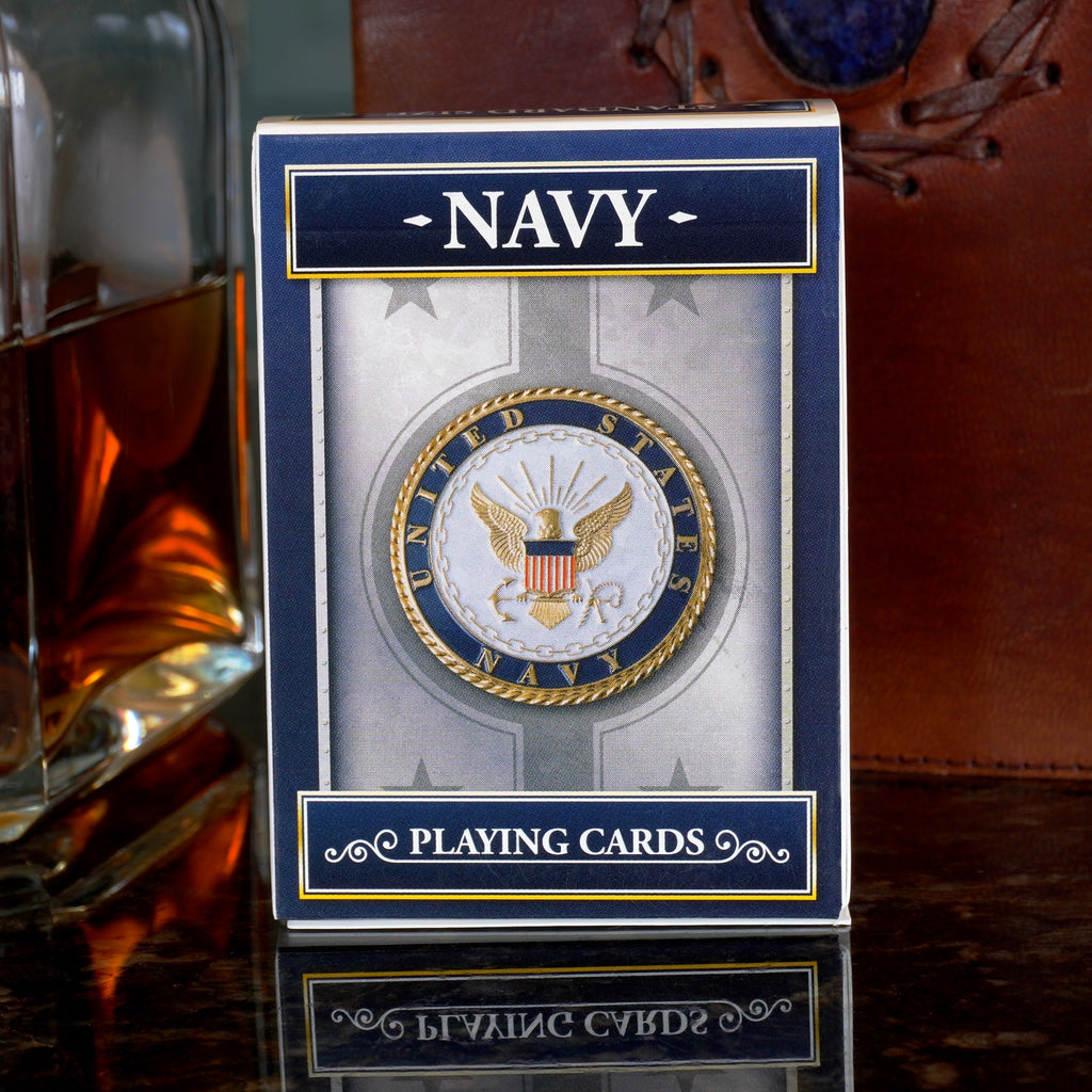 United States Navy Playing Cards