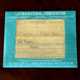 Charters of Freedom Bundle with Four-page U.S. Constitution in Envelope