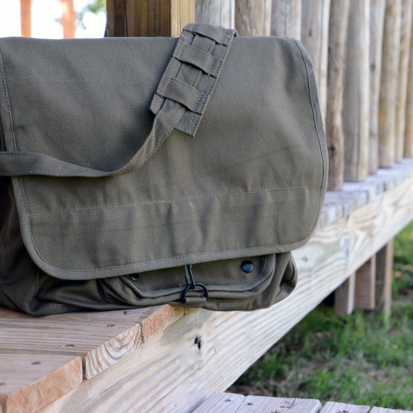 Messenger Paratrooper Bag