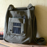 Army Messenger Bag