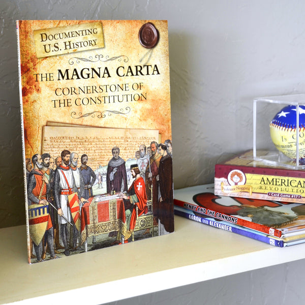 The Magna Carta Book