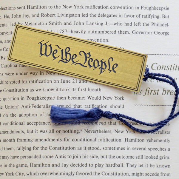 U.S. Constitution Bookmark