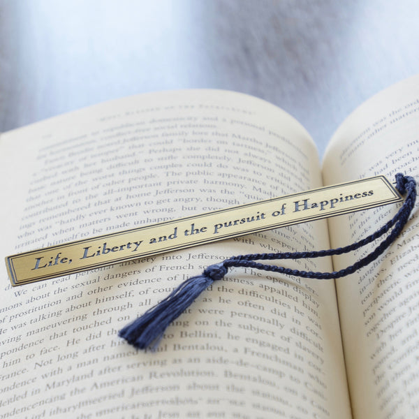 Declaration of Independence Bookmark