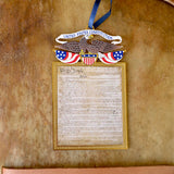 Constitution Ornament