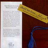 Emancipation Proclamation Bookmark