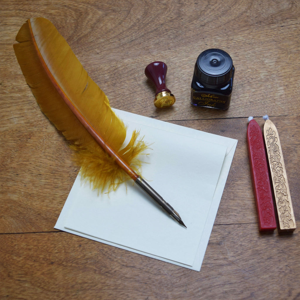 Quill Stationery Set