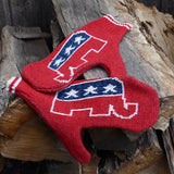 Republican Mittens