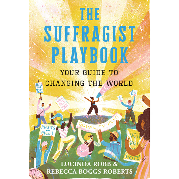 Signed Copy: The Suffragist Playbook - Preorder