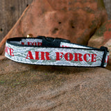 Air Force Dog Collar