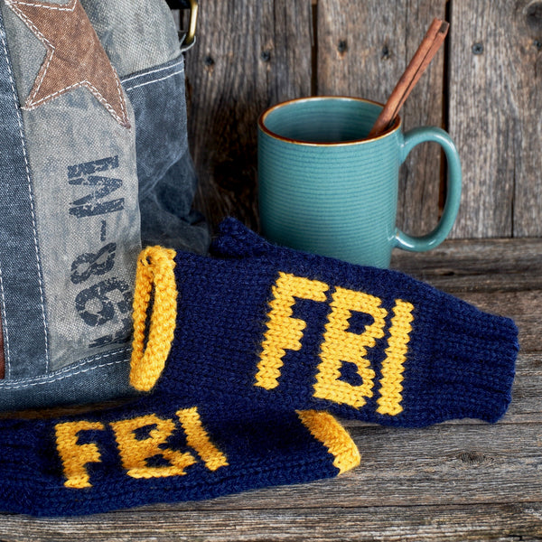 FBI Arm Warmers