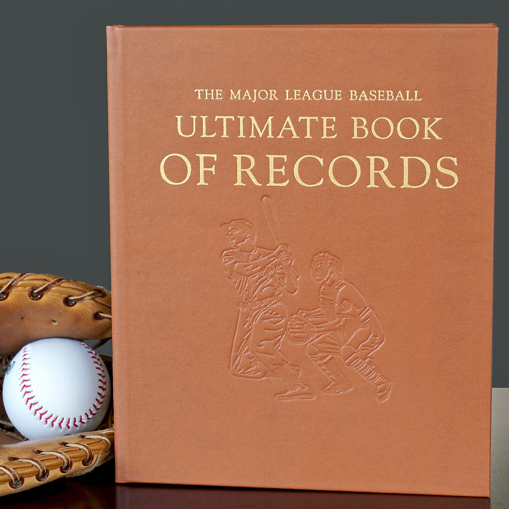 The Major League Baseball Ultimate Book of Records