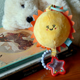 Sun and Moon Baby Travel Toy