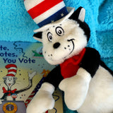 The Cat in the Hat for President Plush