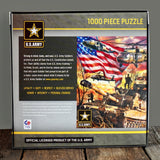 Army Firepower 1,000 Piece Puzzle
