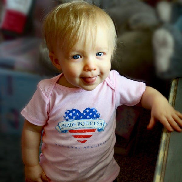 Made in U.S.A. Infant T-Shirt