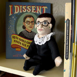 Ruth Bader Ginsburg Little Thinker Doll