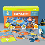 Discover Space Puzzle