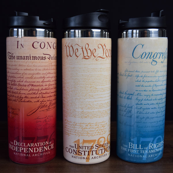 United States Constitution Travel Mug
