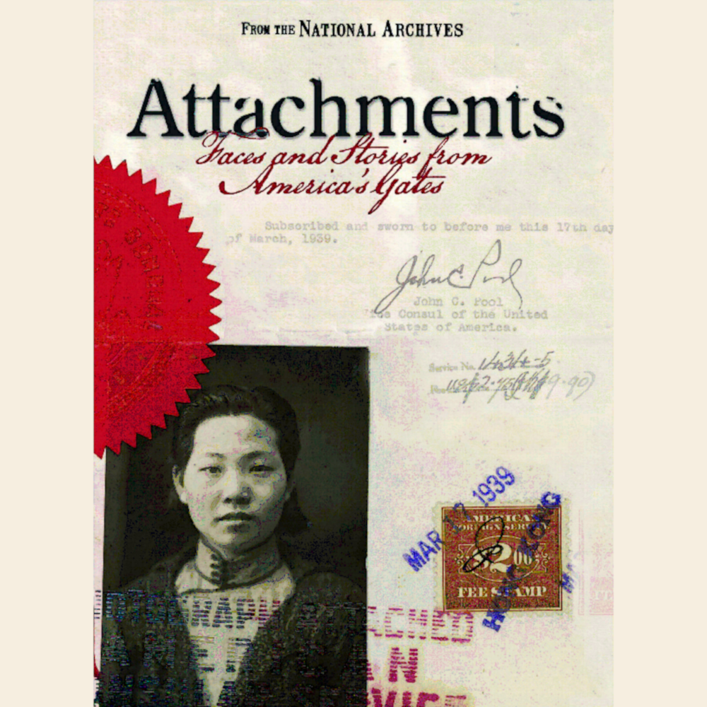 Attachments - Faces and Stories from America's Gates Hardcover