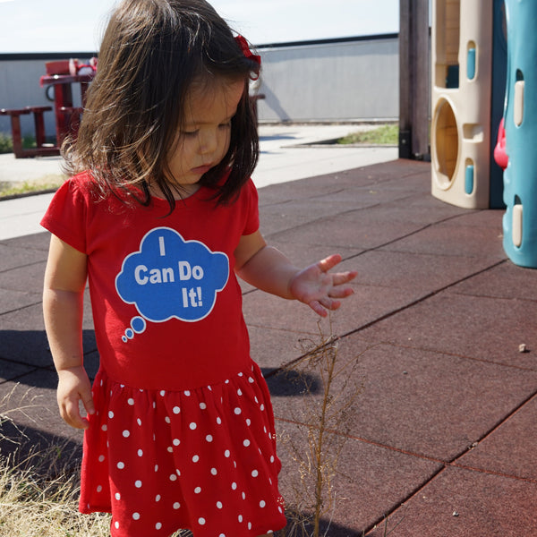 I Can Do It! Infant Dress