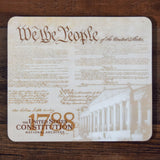 United States Constitution Mousepad
