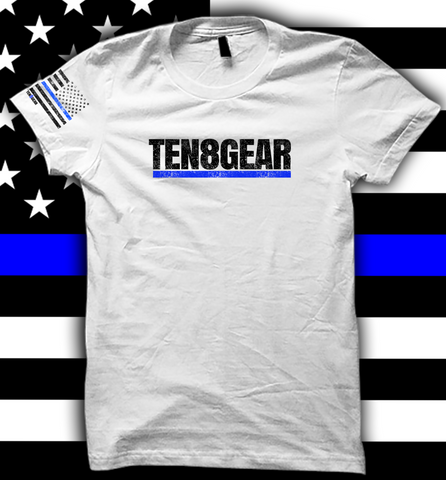Ten8Gear Logo T-Shirt