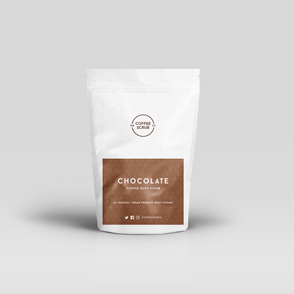 Chocolate Coffee Scrub - The Coffee Scrub Co