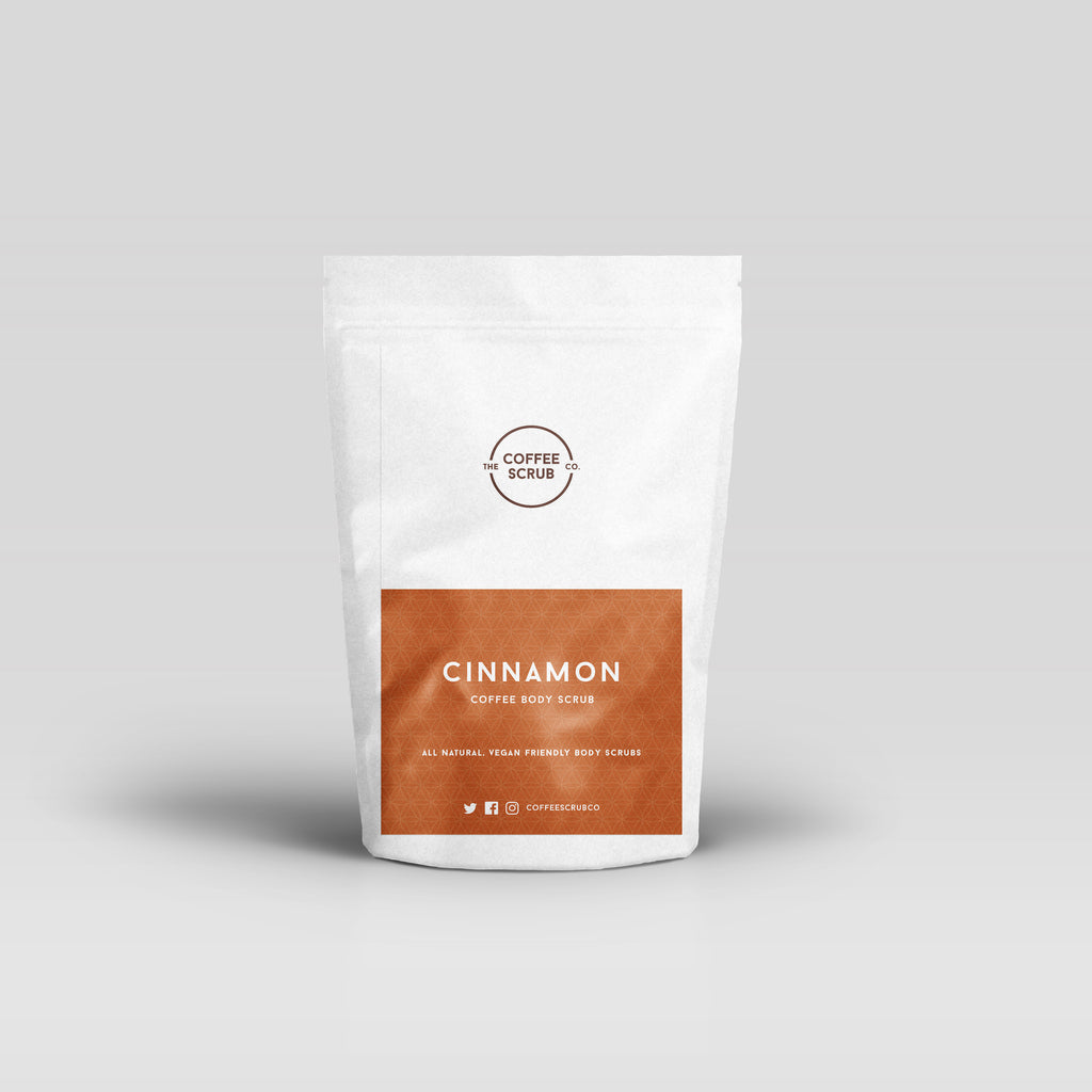 Cinnamon Coffee Scrub - The Coffee Scrub Co