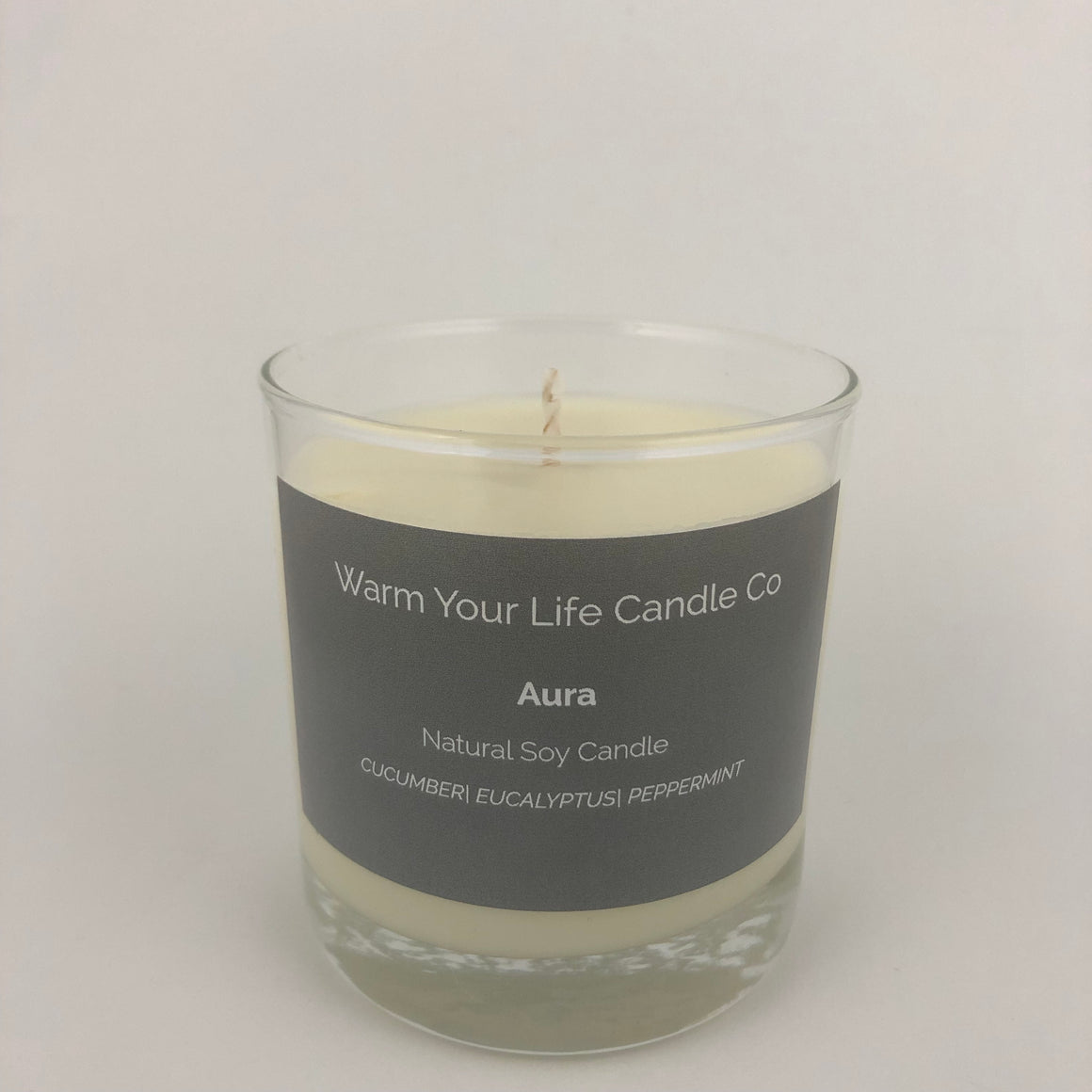 Aura Soy Candle