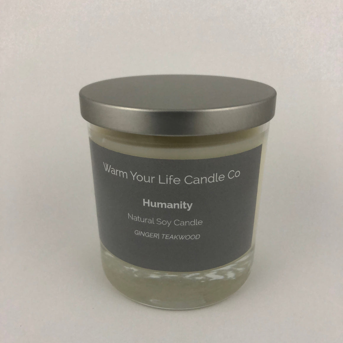 Humanity Soy Candle