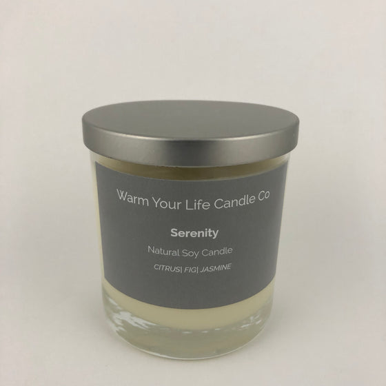 Serenity Soy Candle