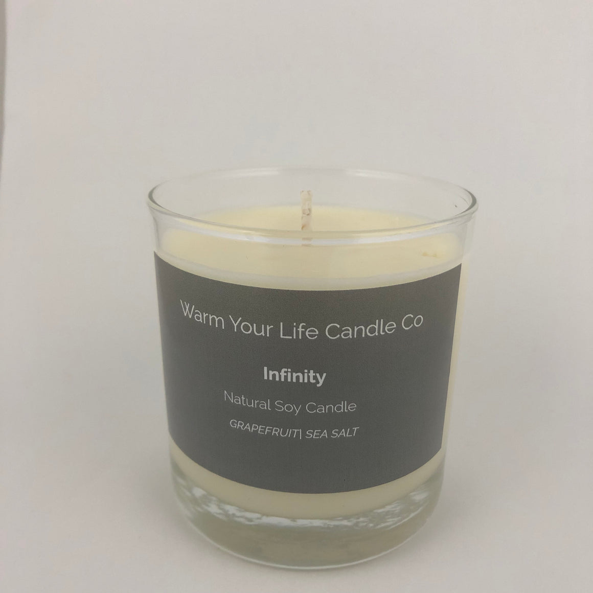 Infinity Soy Candle