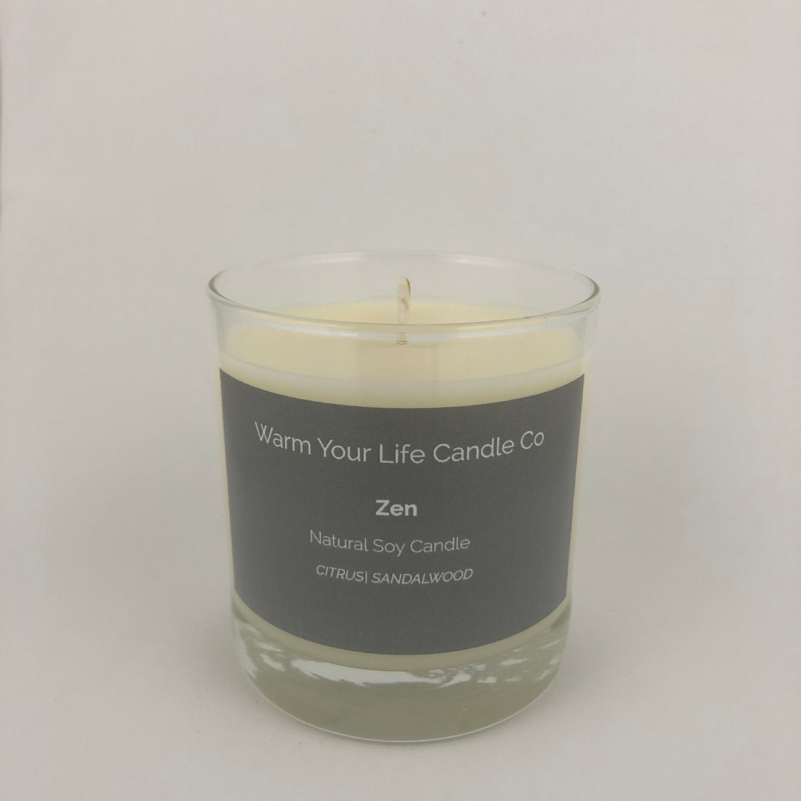 Zen Soy Candle