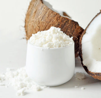 Skin loving and conditioning coconut milk