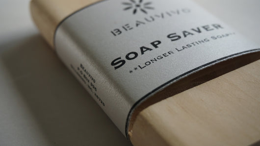 Wooden Soap saver made with Pine