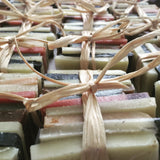 100% handcrafted soaps