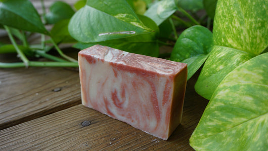 Potter's Clay Unscented Soap