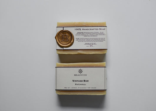 Patchouli Vintage Natural Soap