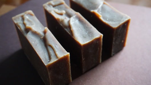 Roasted Mocha Mint Soap